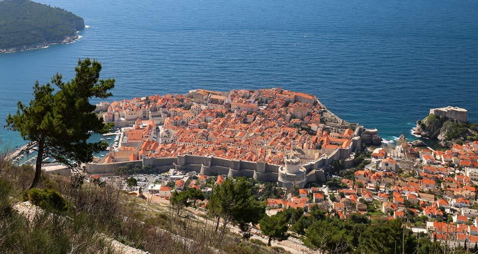Dubrovnik Vanhakaupunki