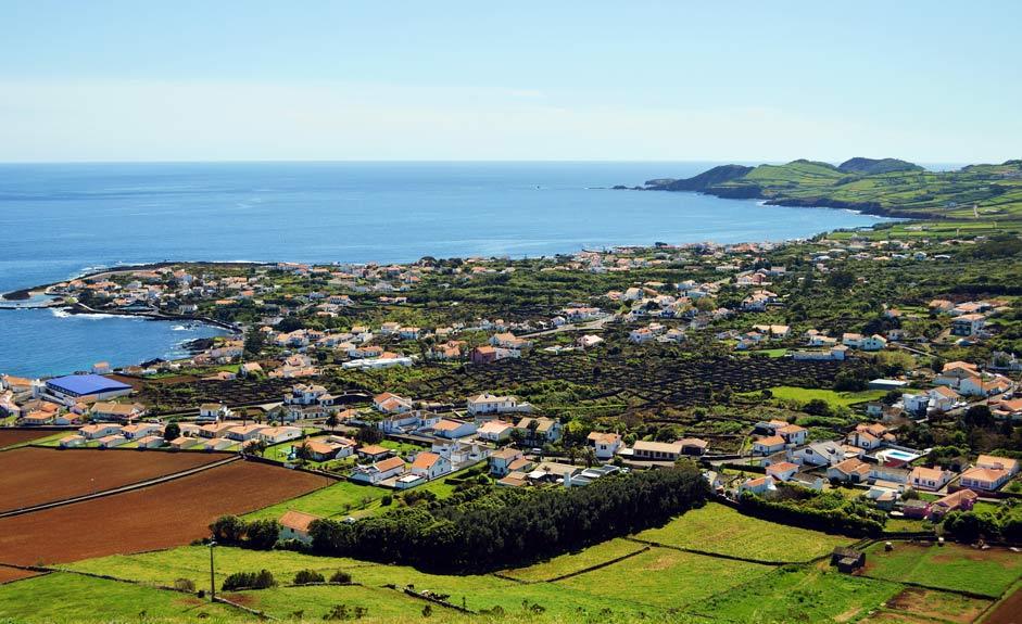Porto Martins - Terceira, Azorit